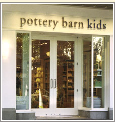 2000 - Pottery Barn Kids Grows Up