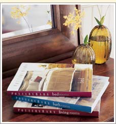 2003 - Pottery Barn Design Library Launched