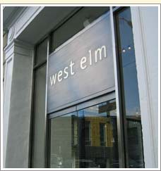 2003 - west elm Opens Its First Store